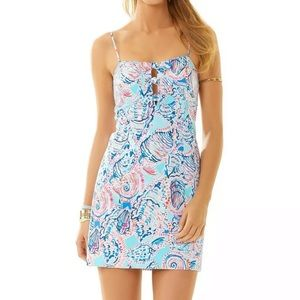 """lilly pulitzer petra """"shell me about it"""" dress"""